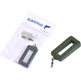 Груз SALMO Frame Swivel green 070г
