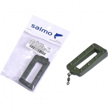 Груз SALMO Frame Swivel green 110г